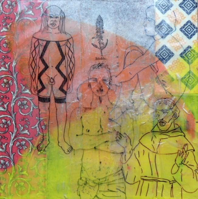 Kunst von Etienne Szabo