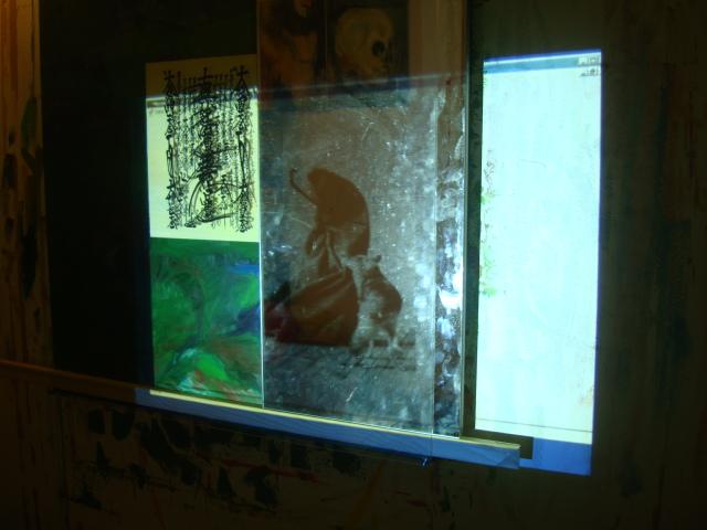 Installation zum 25. Todestag von Joseph Beuys