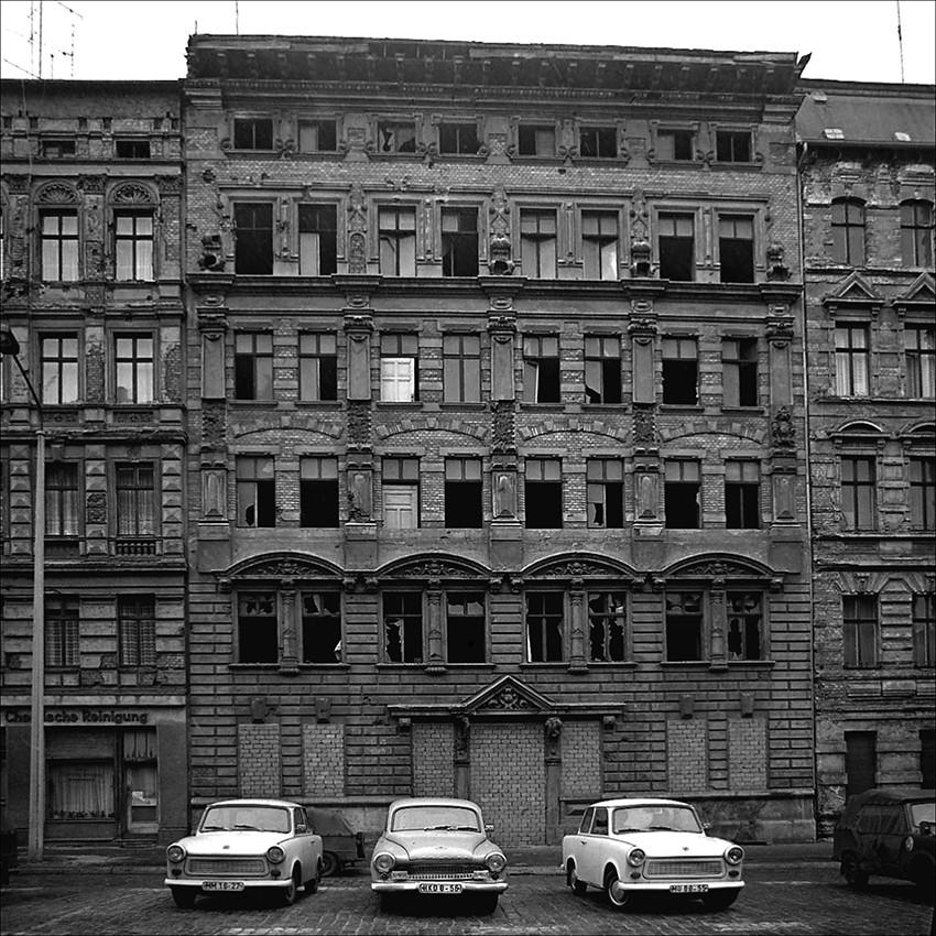 Liebigstraße (Magdeburg 1981)
