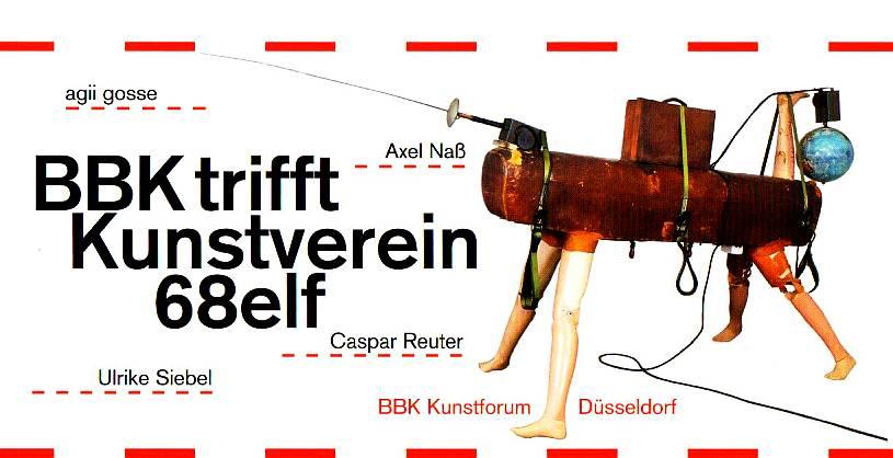 28.02. - 17.03.2019 / BBK Kunstforum Düsseldorf