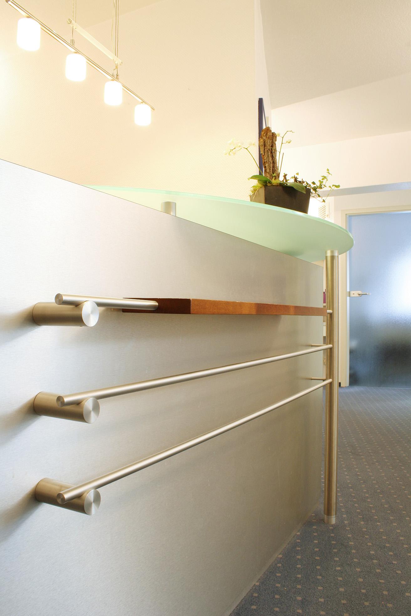 Entrée und Theke - gentner-design küche und möbeldesign mannheim