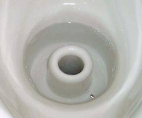 尿石汚れ掃除の仕方
