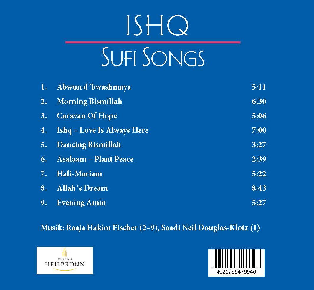 ISHQ - Sufi Songs: Titel