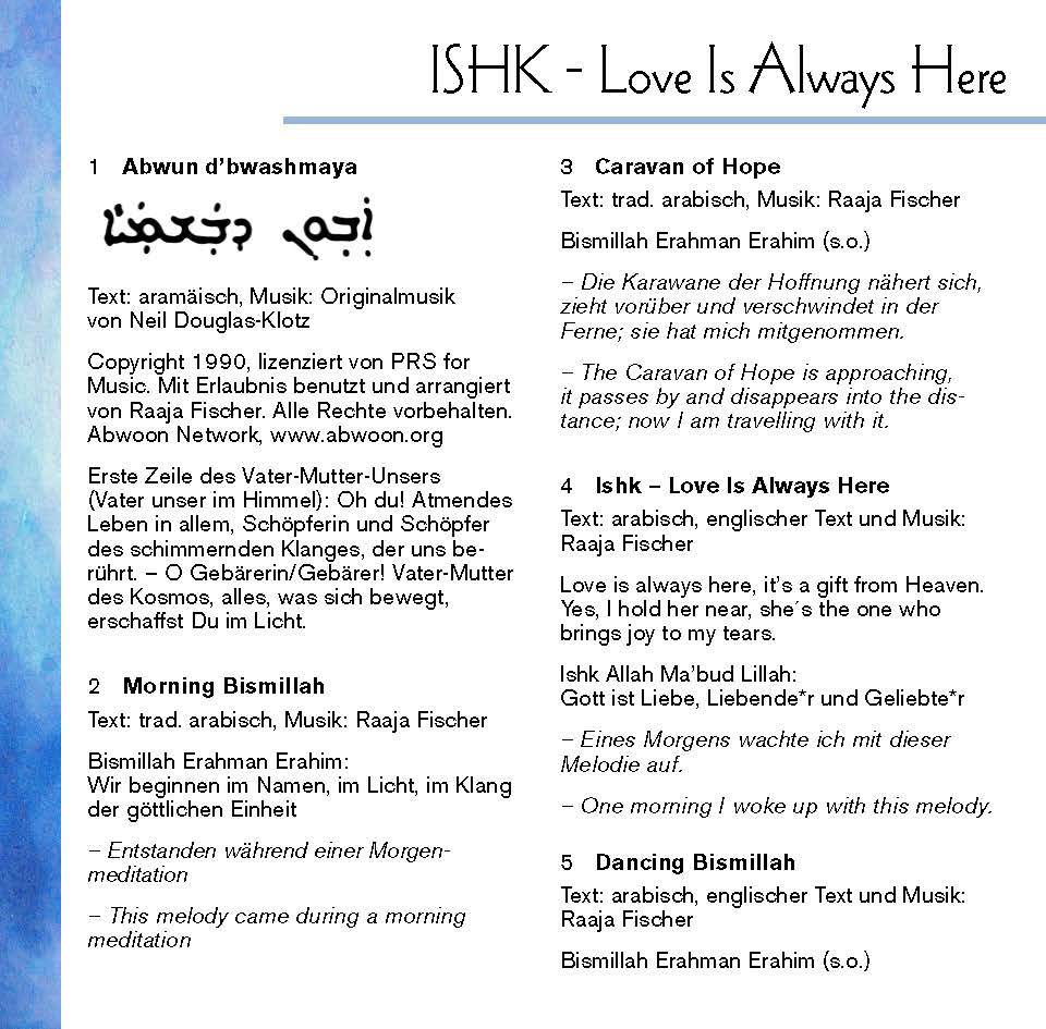 ISHQ - Love Is Always Here