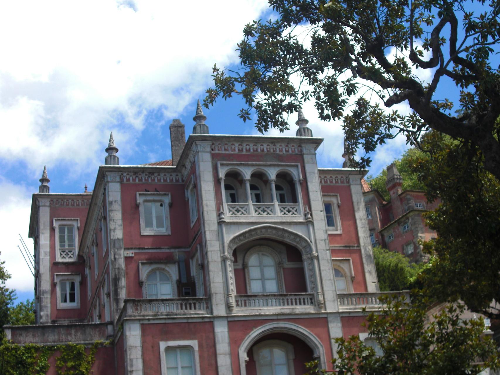 Maison bourgeaoise de Sintra