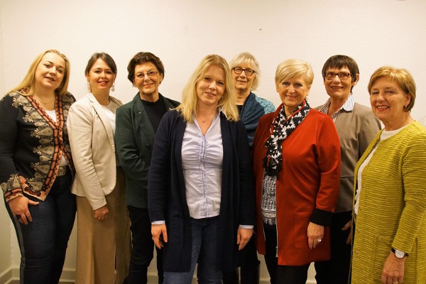 Vorstand Frauenrat Neumünster