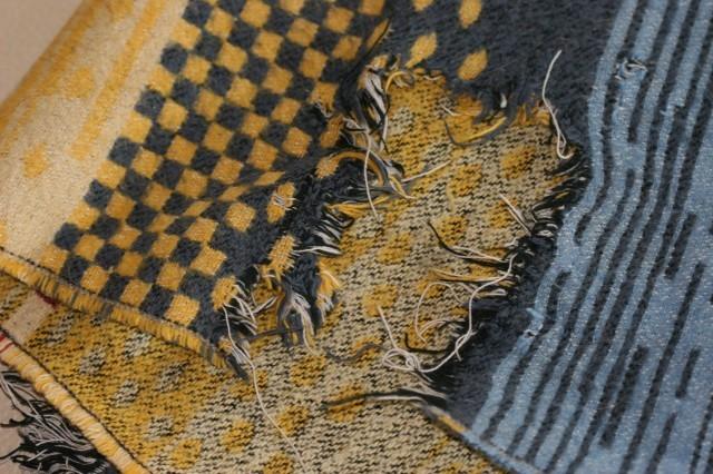 eine Decke die Nela bearbeitet hat