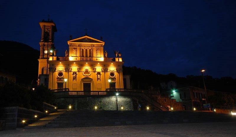 Chiesa di S. Ambrogio - Porto Ceresio