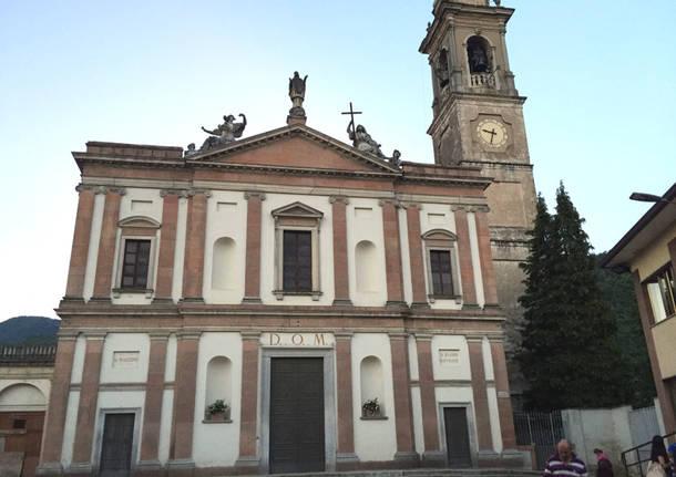 Chiesa di S. Martino - Besano