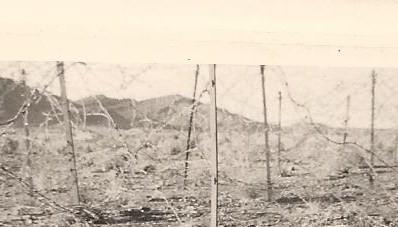 Les rebelles qui  tentaient de  passer La frontiére par le barrage miné & électrifié, le faisaient au péril de leur vie