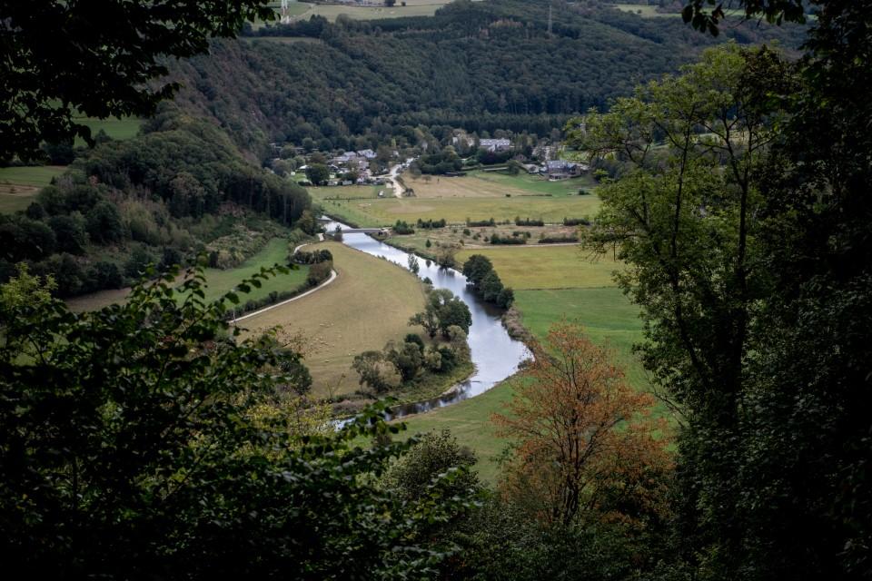 Rendez-vous à Marcourt, au cœur de l'Ardenne
