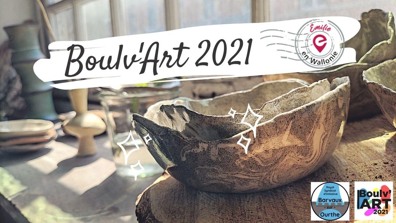 De l'art sur un boulv'ART à Durbuy