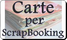 Carte da Scrapbooking shop online