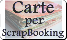 Carte da Scrapbooking shop online