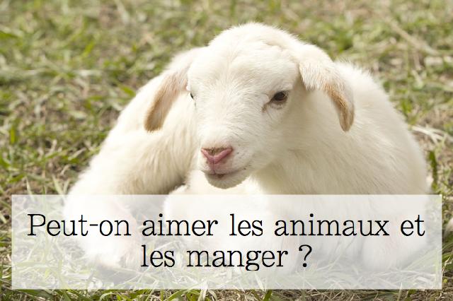Peut-on aimer les animaux et les manger ? - Site de miminesetpattounes !