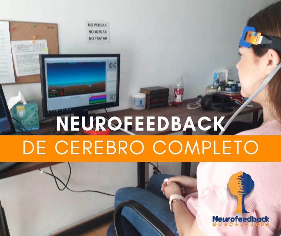 5 implicados en el Neurofeedback de Cerebro Completo