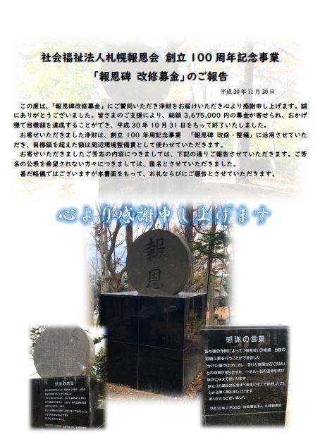 ご報告と賛同者ご芳名 (PDF)