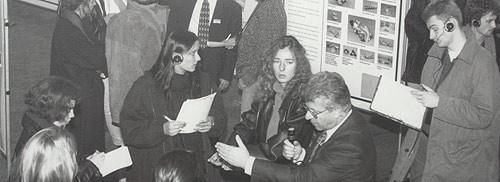 Journalistische Weiterbildung in den 90er Jahren