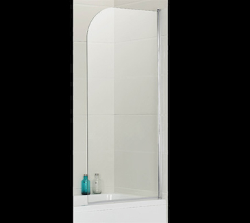 PLT-5003 6mm Toughen Glass Bath Screen
