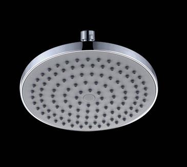 PRP1052A Bathroom Round Plastic Shower Head