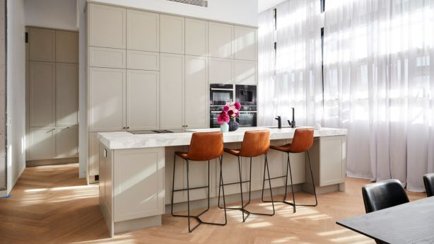 Sydney kitchen design with functionality