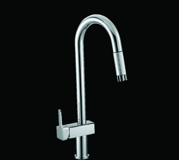 PS1005SB Pull Out Kitchen Sink Mixer