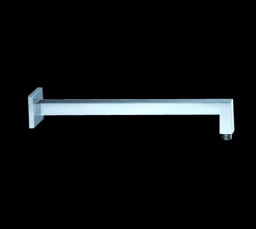 PRY003 Bathroom Square Horizontal Shower Arm