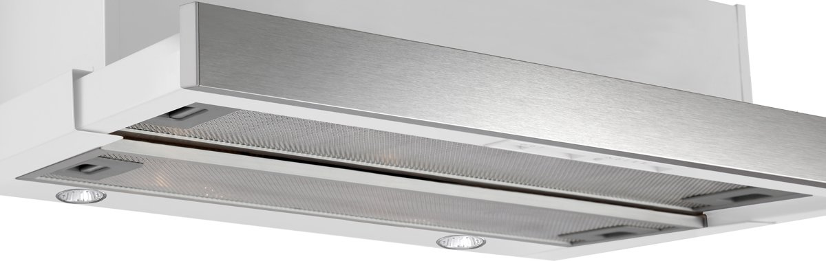 Omega Kitchen 60cm Slideout Rangehood