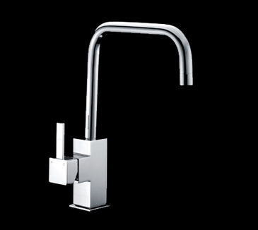 PS1001SB High Rise Kitchen Sink Mixer