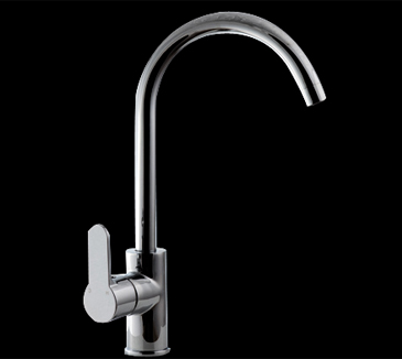 PCR1001 Gooseneck Kitchen Sink Mixer