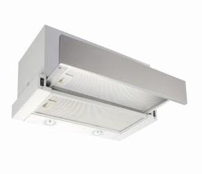 DAN6RC 60cm Recirculating Slideout Rangehood $190