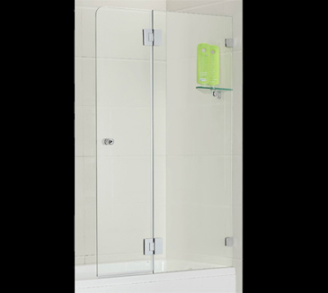 PLT-5002 10mm Toughen Glass Bath Screen