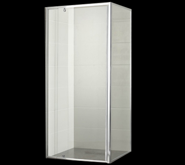 PLT-4002 Square Semi-Frame Shower Screen