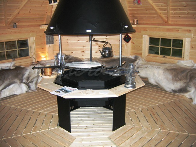 Polar Grill M6+ Base haute | Polar Metalli