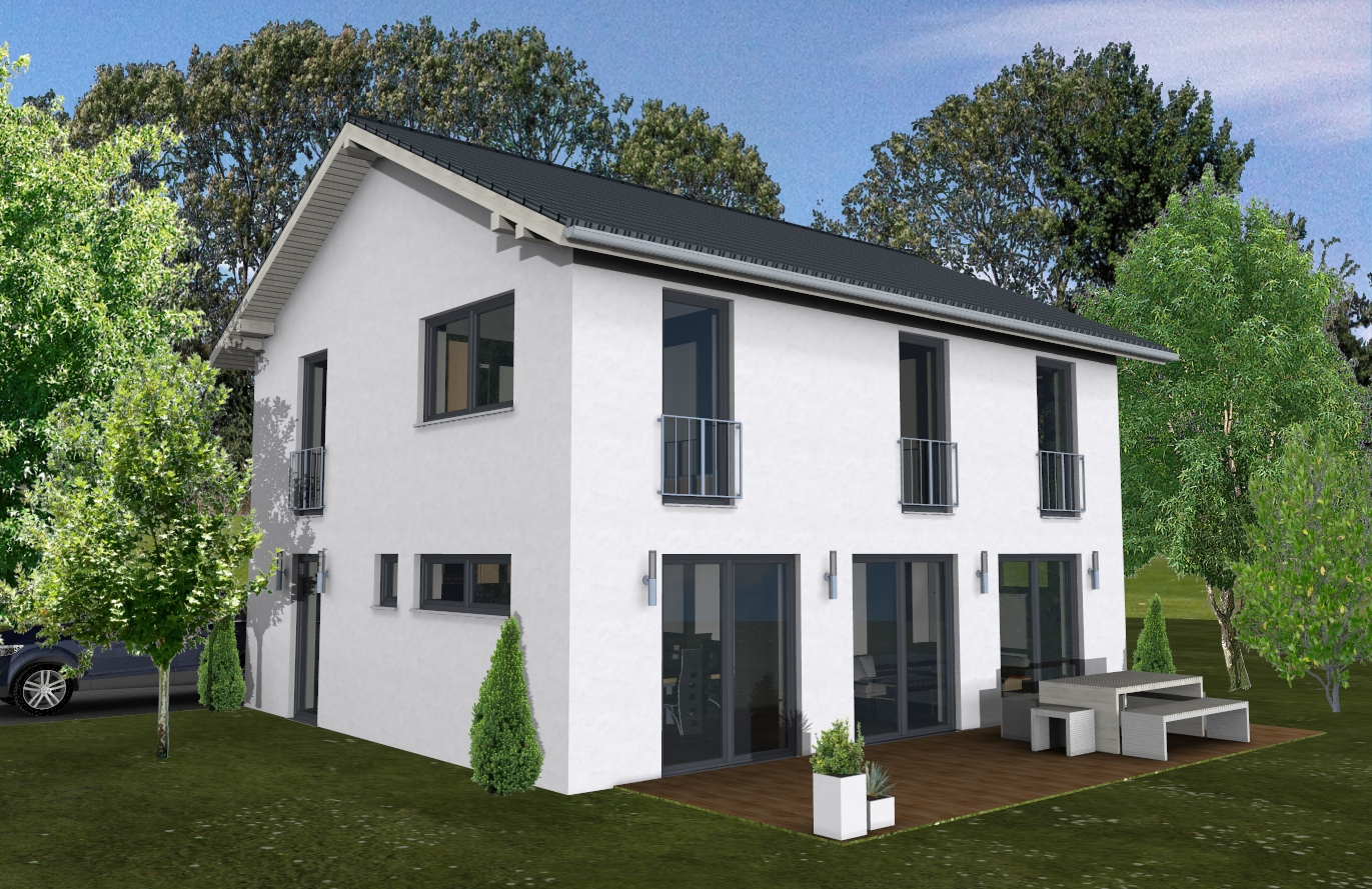 Einfamilienhaus Variante 5