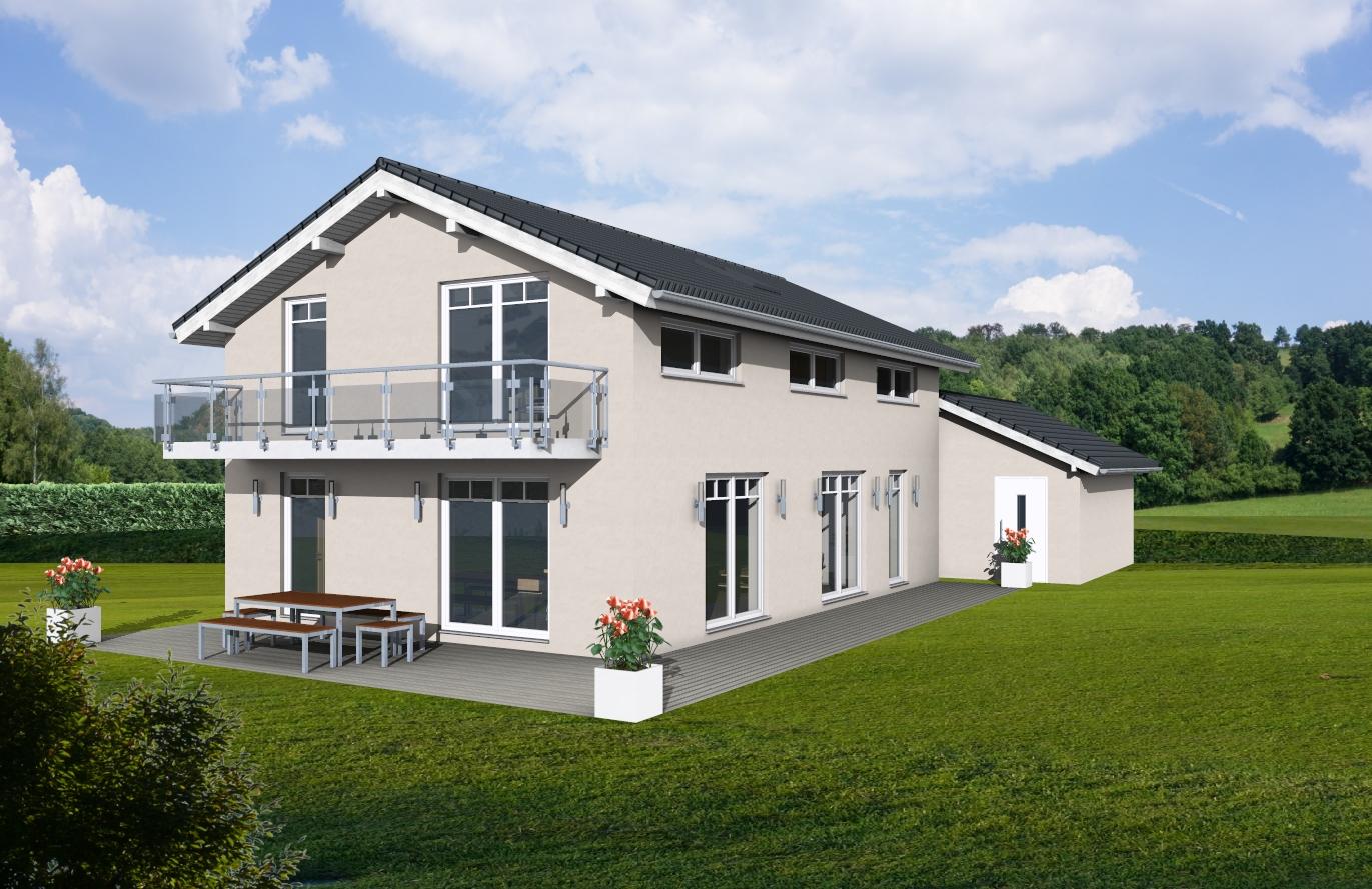 Einfamilienhaus Variante 3