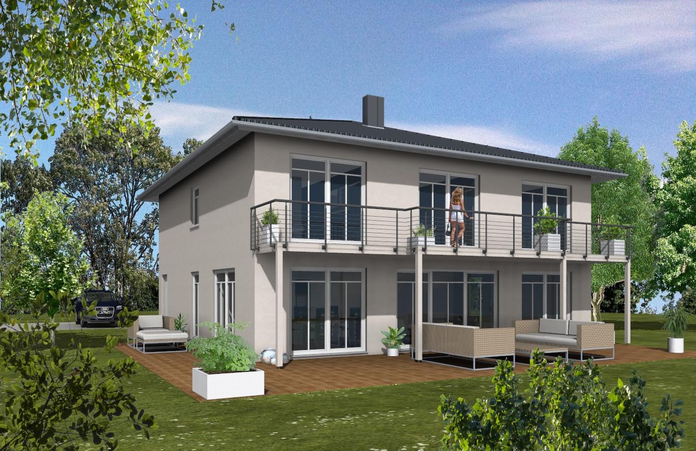 Einfamilienhaus Variante 10