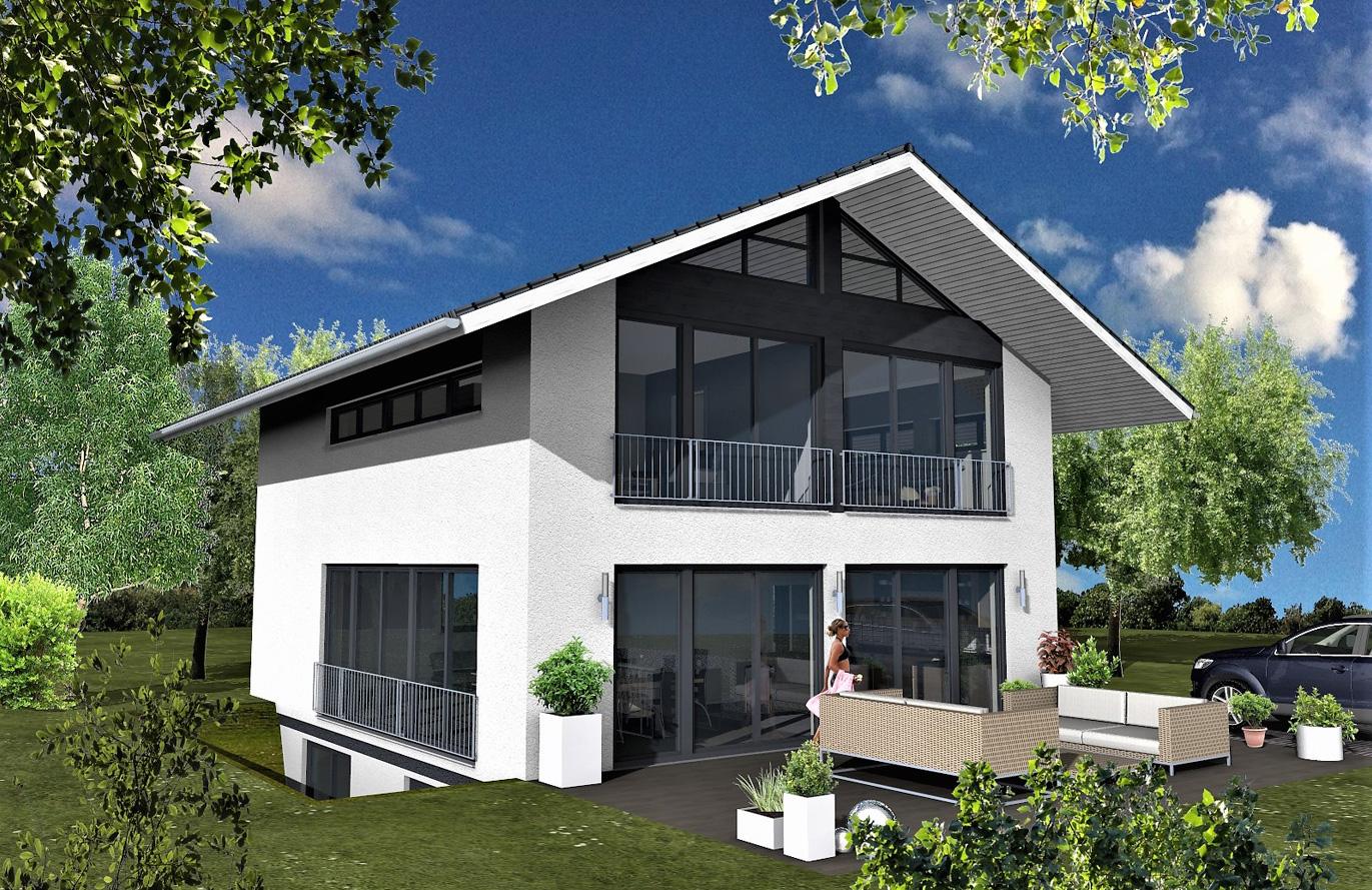 Einfamilienhaus Variante 9