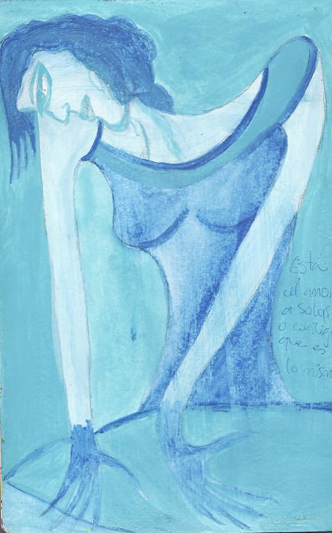 La planchadora de Picasso