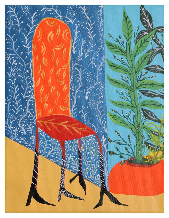 Matisse. 30x25 cm. Vendu - Sold