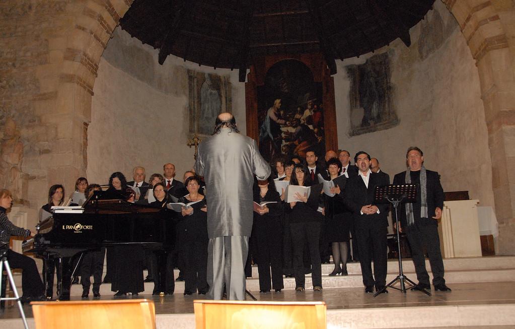 """""""Patria tradita"""" da Macbeth con i tenori C.Ricci e A.Ceron"""