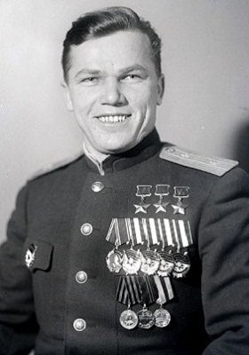 Иван Кожедуб