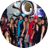 Cumpleaños no 50 amenizada por dj para eventos en Interlomas
