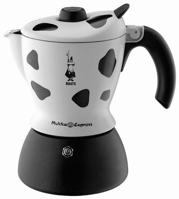 Cappuccino oder Milchkaffee