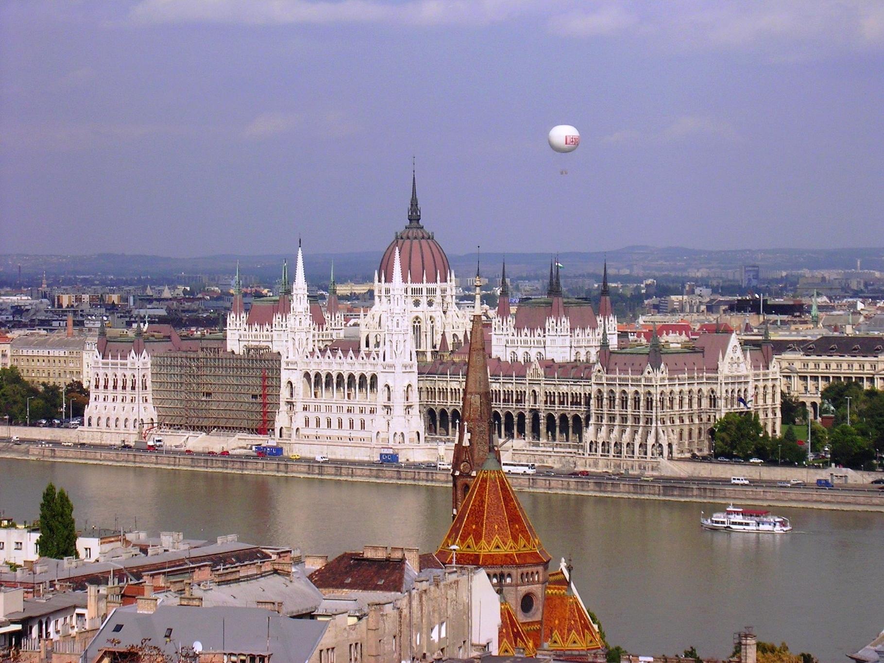 Stadtansichten Budapests (Fotos Jörg Schwarz)