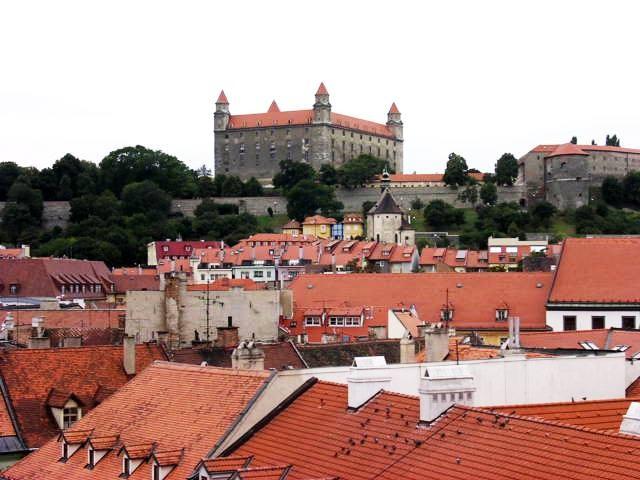 Bratislava, Preßburg, Slowakei