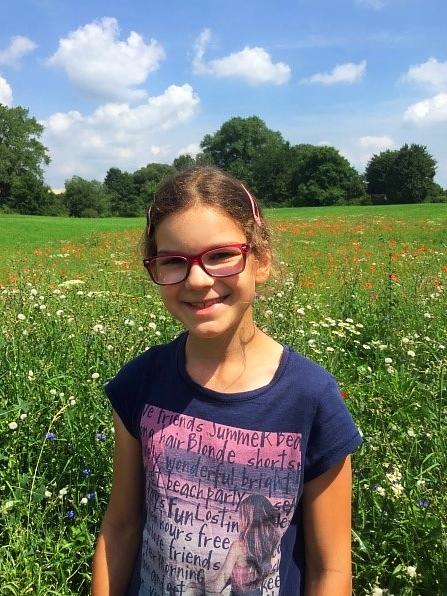 Hannah Beste, 10 Jahre