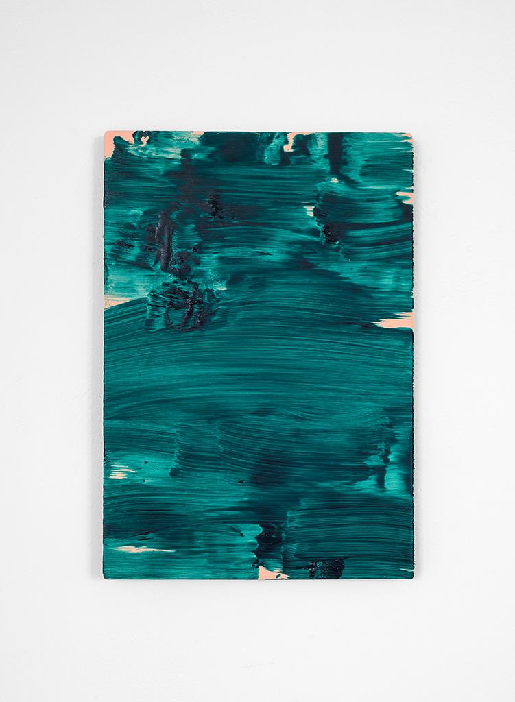 Andreas Keil, Malerei, NM4, 2021, Öl auf  Acryl auf Sperrholz, Köln