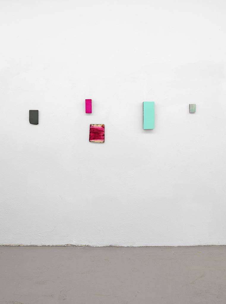 Andreas Keil, Atelieransicht, KunstWerk, Köln, Malerei