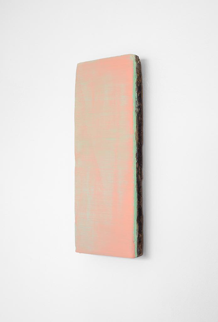 Andreas Keil, Malerei, I.T.W.S.H.O.T.M., 2020, Öl auf  Holz, Köln